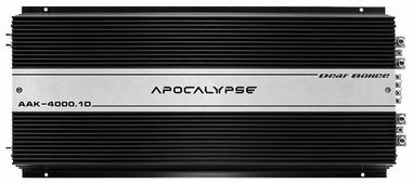 Автомобильный усилитель Alphard Apocalypse AAK-4000.1D