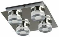 Люстра светодиодная De Markt Пунктум 549010704, LED, 20 Вт