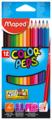 Maped Цветные карандаши Color Peps 12 цветов (183212)