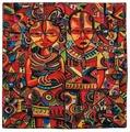 Чехол для подушки Gift'n'Home Африка 40х40 см (НВЛ-40 Африка-1)