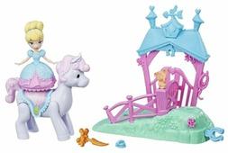 Набор Hasbro Disney Princess Маленькое королевство Принцесса и транспорт, E0072