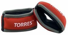 Набор утяжелителей 2 шт. 0.3 кг TORRES PL607605