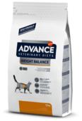 Корм для кошек Advance Veterinary Diets при избыточном весе, домашняя птица 1.5 кг