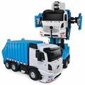 Робот-трансформер Jia Qi Troopers Velocity Мусоровоз TT676