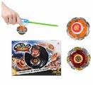 Игровой набор Auldey Infinity Nado. Kaleido Fox & Basaltic Sword YW624606