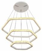 Люстра Максисвет Геометрия 2-1637-3-WH Y LED