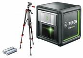 Лазерный уровень BOSCH Quigo green + TT150 (0603663C01) со штативом