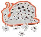 Пазл Raduga Kids Улитка-Алфавит (RK1075), 33 дет.