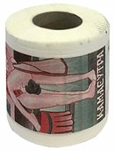 Туалетная бумага Эврика Позы любви