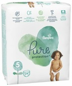 Pampers подгузники Pure Protection 5 (11+ кг) 24 шт.
