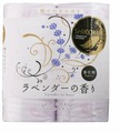 Туалетная бумага Shikoku Tokushi Lavender-no-Kaori двухслойная