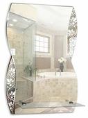 Зеркало Mixline Аква 529383 39.5x60 см без рамы