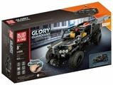 Электромеханический конструктор Mould King Glory Guardians 13006 Полицейский джип