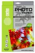 Бумага A4 50 шт. cactus CS-GA415050E