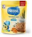 Каша Nestlé молочная гречневая с курагой (с 5 месяцев) 220г дойпак