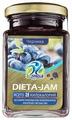 Джем низкокалорийный Biomeals Dieta-Jam Черника без сахара, банка 230 г