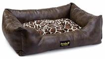 Лежак для собак PRIDE прямоугольный Президент 70х60х23 см