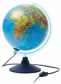 Глобус физико-политический Globen Классик Евро 250 мм (Ке012500191)