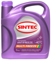 Антифриз SINTEC MULTI FREEZE,