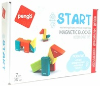 Магнитный конструктор Pengo Magnetic Blocks P00307 Start