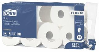 Туалетная бумага TORK Premium 110316
