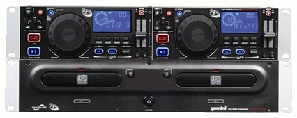 DJ CD-проигрыватель Gemini CDX-2500G