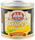 Кукуруза консервированная Скатерть-самобранка вакуумный пакет 425 мл