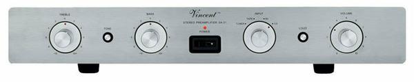 Предварительный усилитель Vincent SA-31