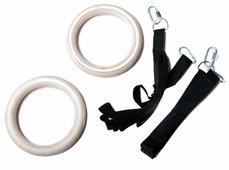 Кольцо гимнастическое 2 шт. SPROOTS SPR Rings