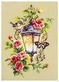 Чудесная Игла Набор для вышивания Свет вдохновения 17 x 23 см (100-042)