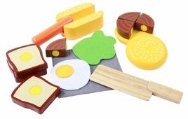 Набор продуктов с посудой Vulpi Завтрак 17013