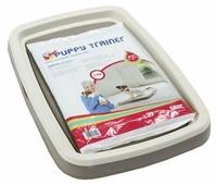 Туалет для щенков SAVIC Puppy Trainer M 46.5х33.5х4 см