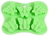 Форма для льда Fissman Бабочки, 6 ячеек