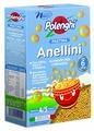 Макаронные изделия Polenghi Anellini (с 10-ти месяцев)