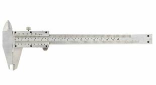 Нониусный штангенциркуль 888 3015555 150 мм, 0.02 мм