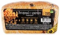 Рижский ХЛЕБ Хлеб Янтарный бездрожжевой с изюмом 300 г