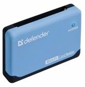 Defender ULTRA USB 2.0 универс син+чер