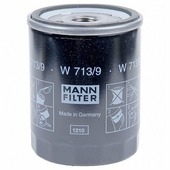 Масляный фильтр Mann-Filter W713/9