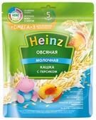 Каша Heinz молочная овсяная с персиком (с 5 месяцев) 200 г
