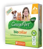 GreenFort neo БиоОшейник для кошек и мелких собак 40 см