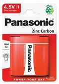 Батарейка Panasonic Zinc Carbon 3R12
