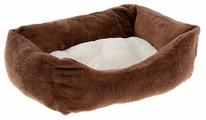 Лежак для кошек, для собак Ferplast Coccolo Soft 60 (83270612) 66х50х20 см