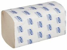 Полотенца бумажные Luscan V-сложения белые однослойные 250 листов