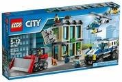 Конструктор LEGO City 60140 Ограбление на бульдозере
