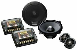 Автомобильная акустика Pioneer TS-C172PRS