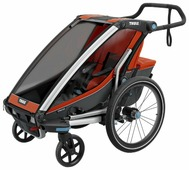 Прогулочная коляска THULE Chariot Cross1