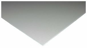 Белый картон крашенный в массе 1,1 мм, 680 гр/м2 Decoriton, 50x70 см, 5 л.