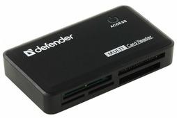 Кардридер Defender Optimus USB 2.0