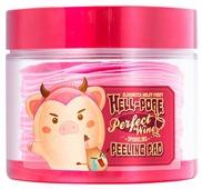 Elizavecca пилинг-диски для лица Milky Piggy Hell-Pore Perfect Wine Sparkling Peeling Pad