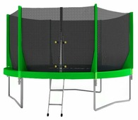Каркасный батут Optifit Jump 10ft 305х305х225 см